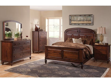 Picture of ANCESTRY 7 DRAWER CHEST