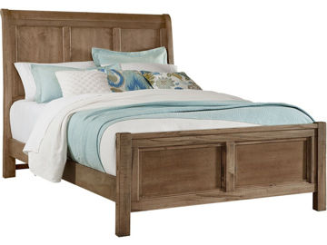 Picture of CHESTNUT CREEK QUEEN SIZE SLEIGH HEADBOARD