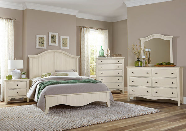 Picture of CASUAL RETREAT COMPLETE QUEEN ARCH BED