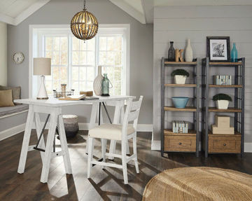 Picture of TRISHA YEARWOOD COMING HOME KINSHIP COUNTER HEIGHT STOOL