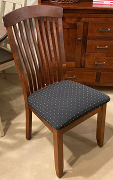 Picture of MG-493-S UPHOLSTERED  SIDE CHAIR