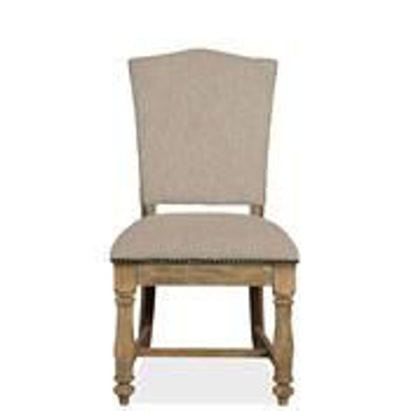 Picture of SONORA UPHOLSTERED SIDE CHAIR