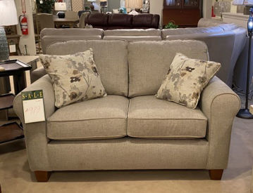 Picture of ANNABEL SOCK ARM LOVESEAT W/LEG