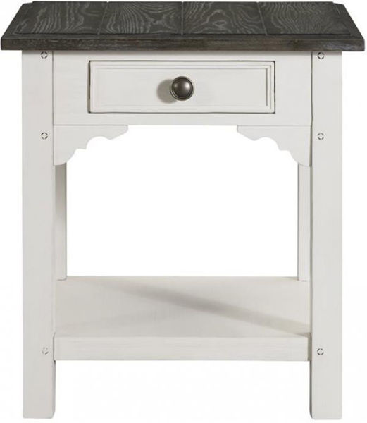 Picture of GRAND HAVEN SQUARE END TABLE