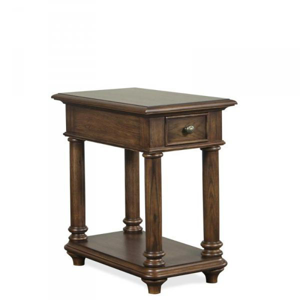 Picture of TEGAN CHAIRSIDE TABLE