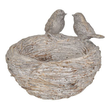 Picture of BIRDS NEST STATUE