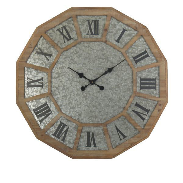 Picture of SCALLOPED CLOCK