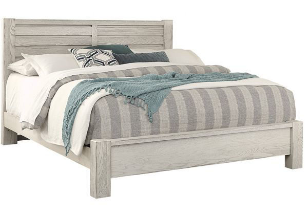 Picture of HIGHLANDS HORIZONTAL PLANK QUEEN BED