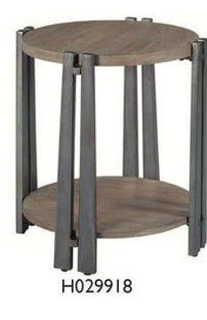 Picture of PASADENA ROUND END TABLE