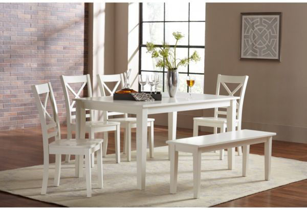 Picture of SIMPLICITY RECTANGULAR DINING TABLE