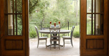 Picture of NORFOLK PEDESTAL DINING TABLE
