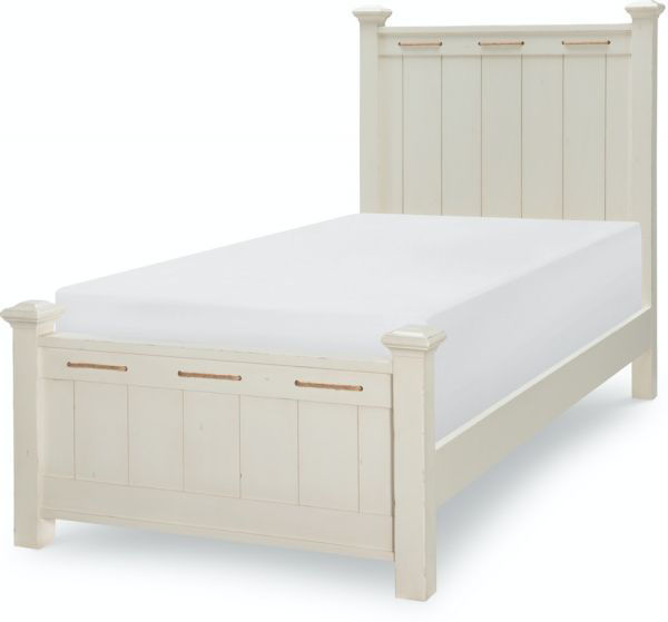 Picture of LAKE HOUSE TWIN LOW POST BED