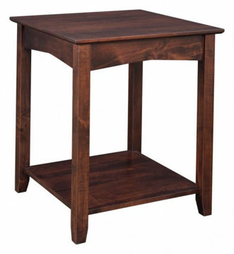Picture of LINWOOD CORNER TABLE