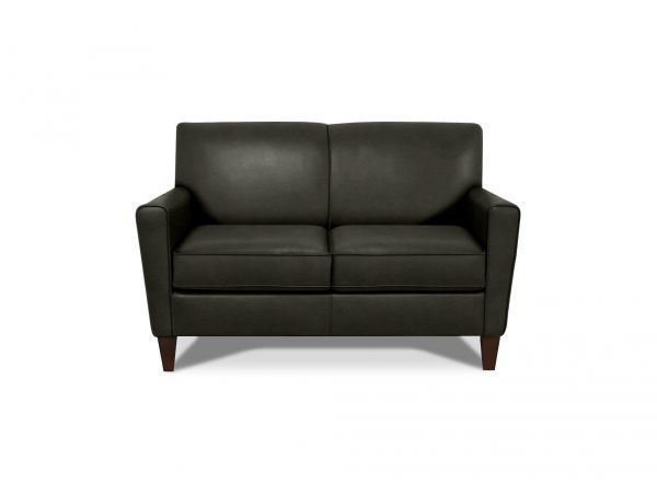 Picture of COLLEGEDALE LEATHER LOVESEAT