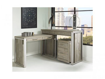 """Picture of INTRIGUE 30"""" HIGH NESTING DESK"""