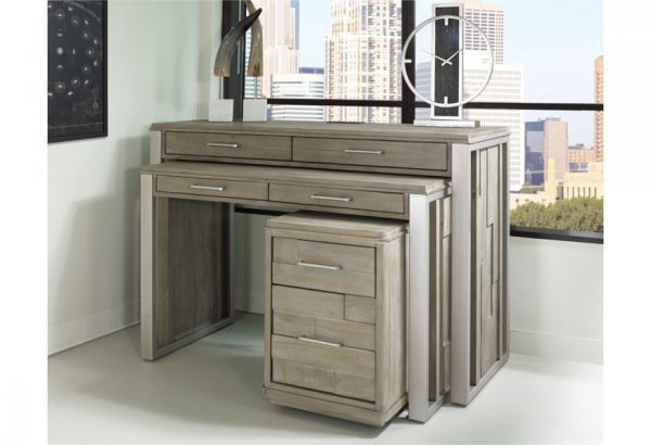 """Picture of INTRIGUE 36"""" HIGH NESTING DESK"""