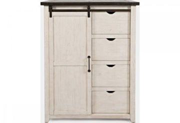 Picture of MADISON COUNTY BARN DOOR CHEST