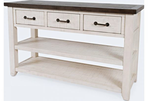 Picture of MADISON COUNTY 3-DRAWER CONSOLE TABLE