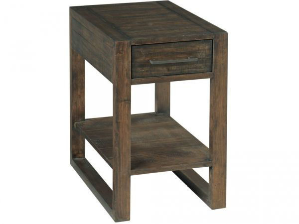 Picture of PORTMAN CHARGING CHAIRSIDE TABLE