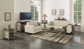 Picture of PLYMOUTH RECTANGULAR COFFEE TABLE